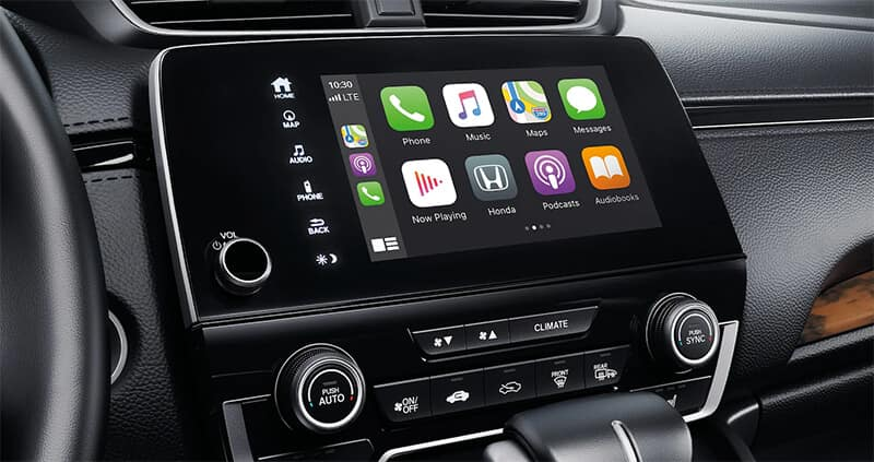 2020 Honda CR-V Apple CarPlay Image