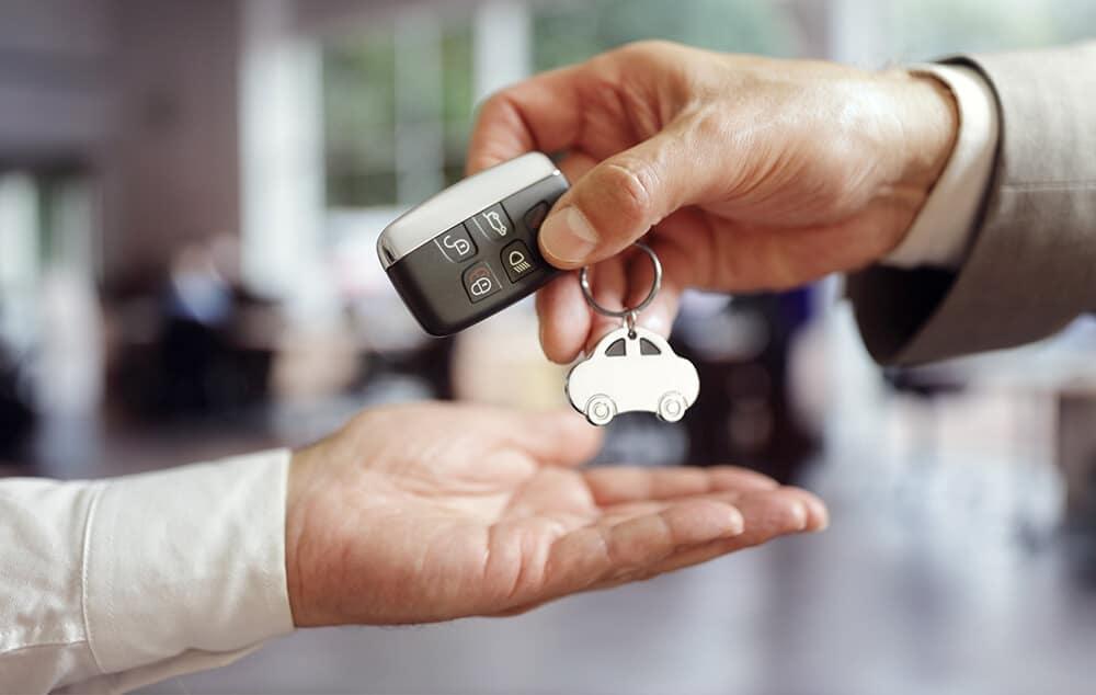 Zero Percent Financing Car Keys Image