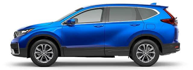 2021 Honda CR-V EX-L Trim Level