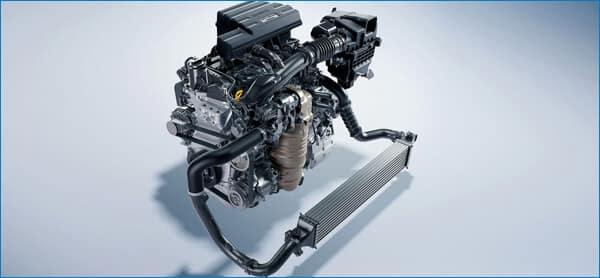2021 Honda CR-V Engine vs. HR-V