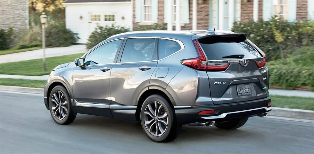 2021 Honda CR-V Rear Angle Image