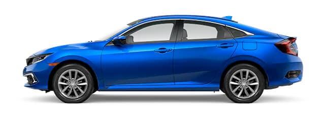 2021 Honda Civic Sedan EX-L Trim