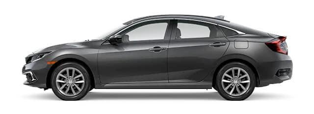 2021 Honda Civic Sedan EX Trim