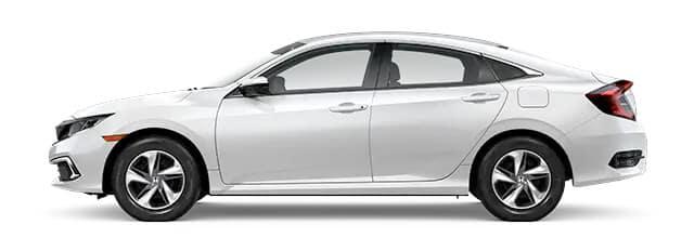 2021 Honda Civic Sedan LX Trim