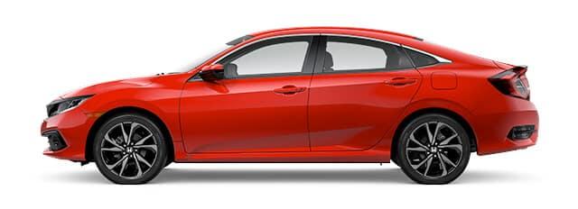 2021 Honda Civic Sedan Sport Trim