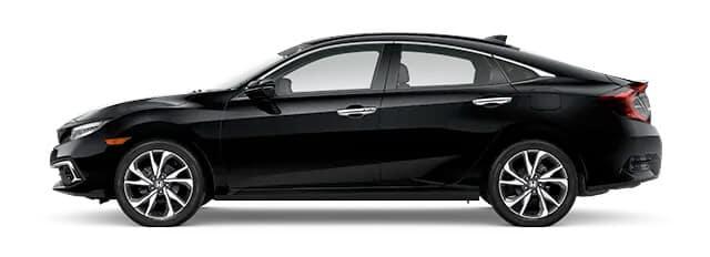 2021 Honda Civic Sedan Touring Trim