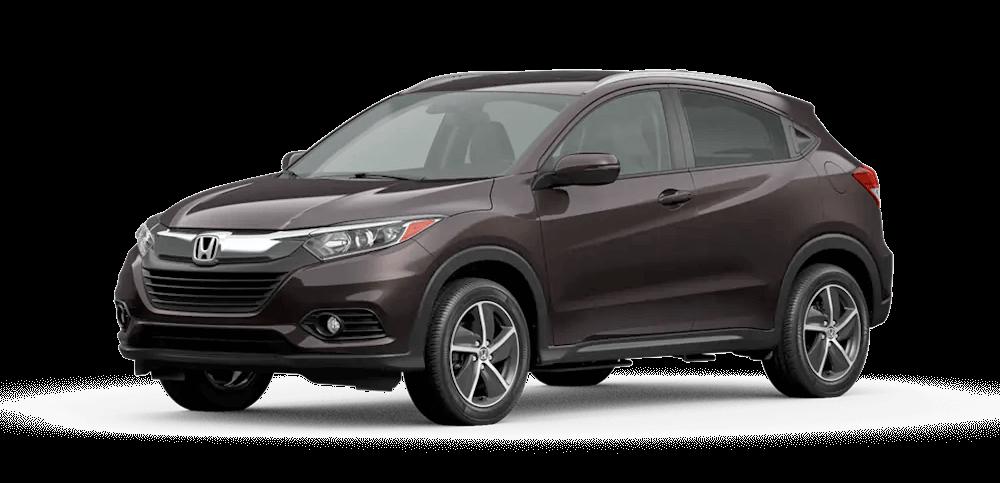 2021 Honda HR-V Colors Jellybean