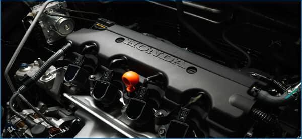 2021 Honda HR-V Engine vs. CR-V