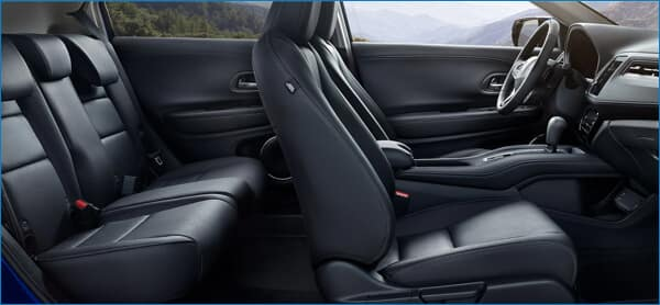 2021 Honda HR-V Interior Dimensions vs. CR-V