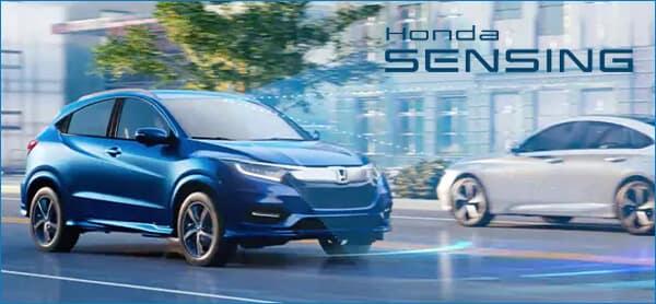 2021 Honda HR-V Safety vs. CR-V
