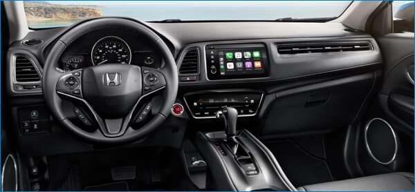 2021 Honda HR-V Technology Features vs. CR-V