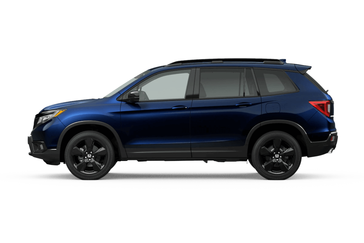 2021 Honda Passport Profile Jellybean
