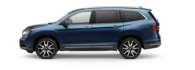 2021 Honda Pilot Elite Trim