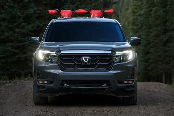 2021 Honda Ridgeline Exterior Changes