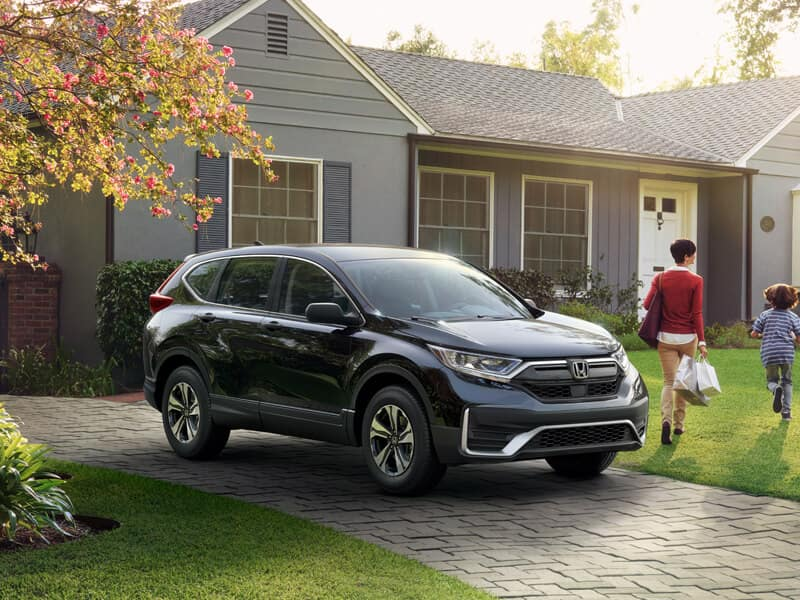 Best Cars for Families Honda CR-V Image
