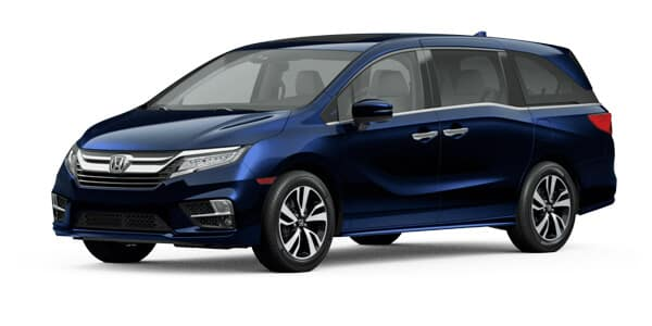 Best Cars for Families Honda Odyssey Image