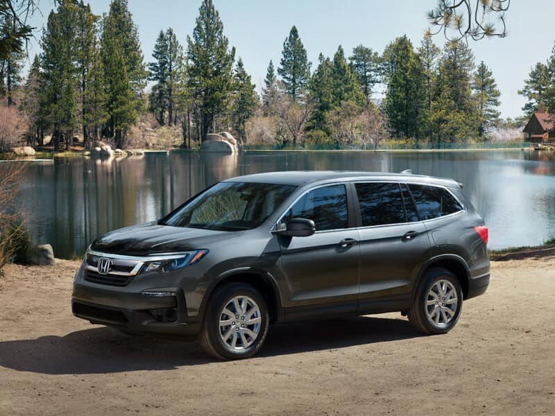 Best Cars for Families Honda Pilot Image