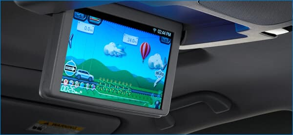 CR-V vs. 2021 Honda Pilot Features Image
