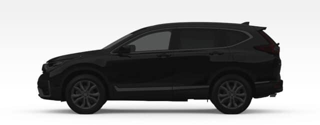 Compact SUV Silhouette