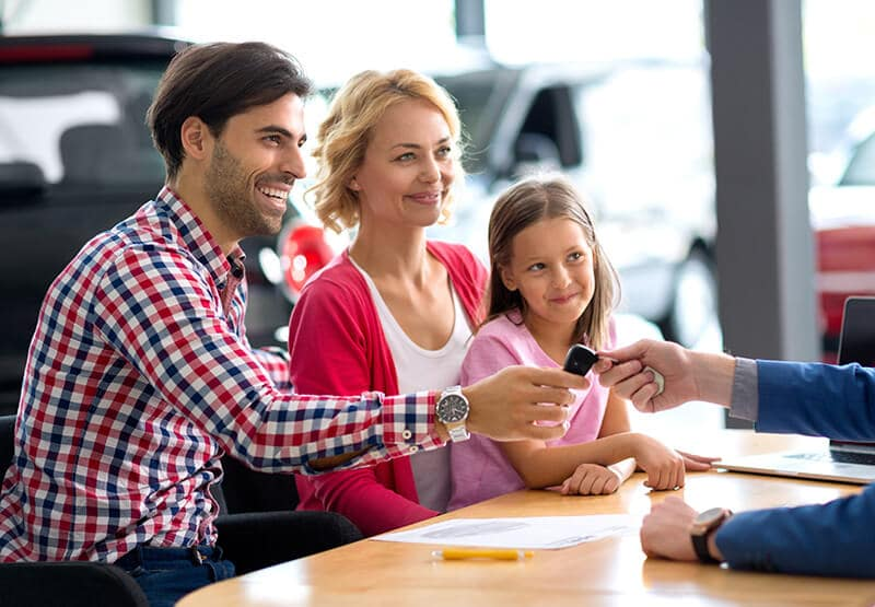 Dealership Financing for Third Row SUVs