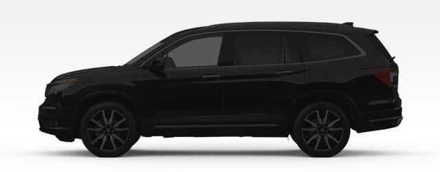 Full-Size SUV Silhouette