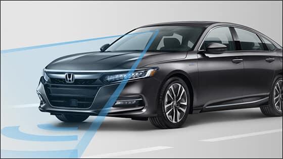 Honda Accord with Adaptive Cruise Control