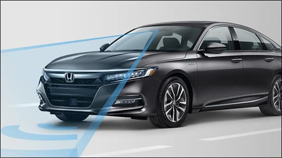 Honda Accord with CMBS Image