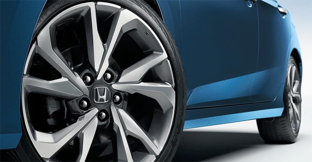 Honda CPO Wheel Closeup Image