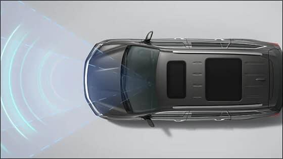 Honda Pilot with CMBS Image