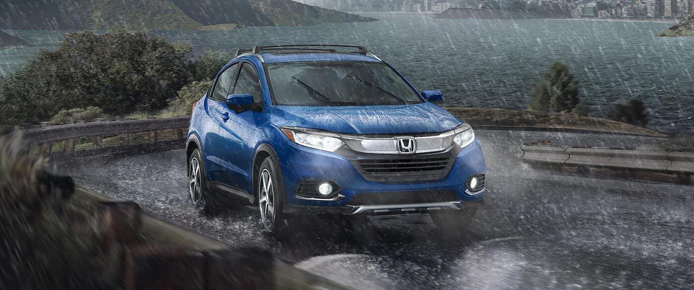 Honda SUV Lineup 2021 HR-V