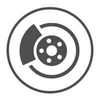 Spring Service Brake Inspection Icon