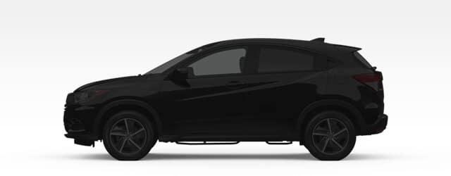 Subcompact SUV Silhouette