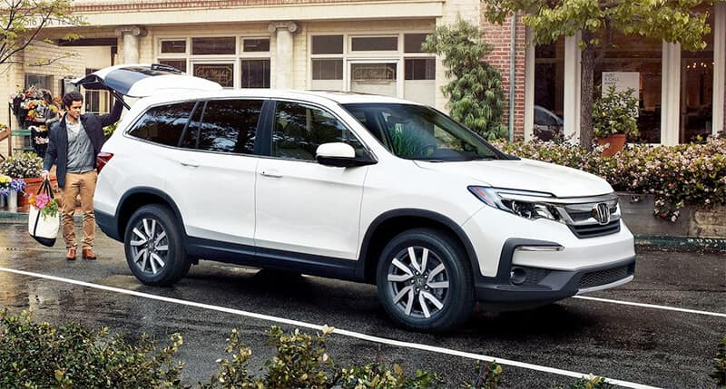 Third Row SUVs for Sale in Sioux City Pilot Image