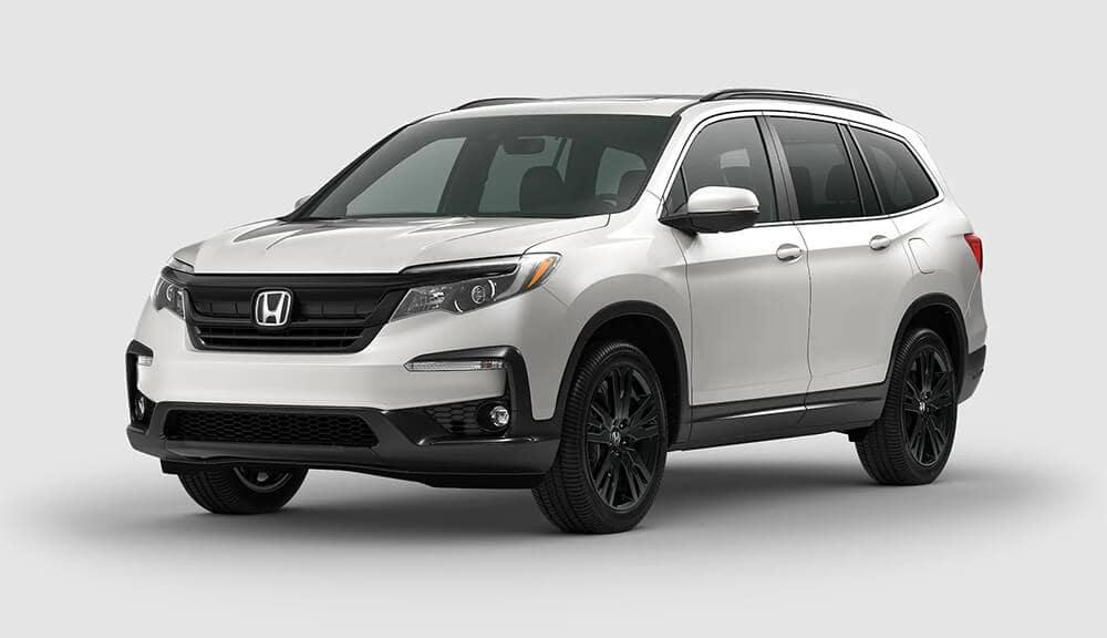 2021 Honda Pilot Special Edition Studio Image