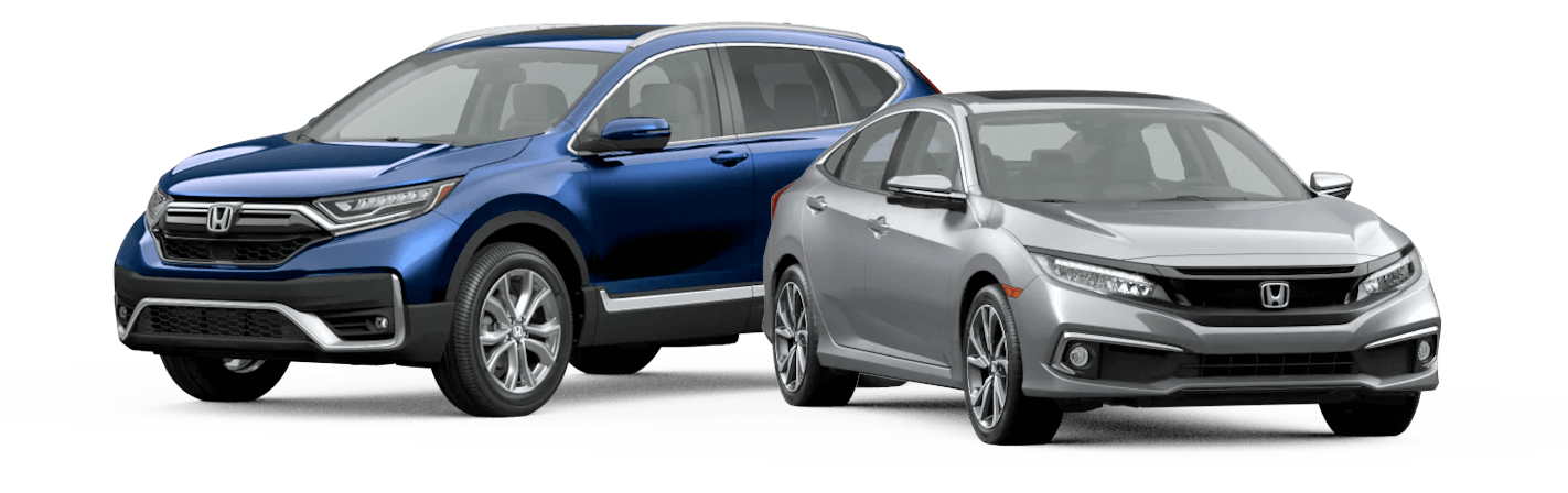 Used Honda Vehicles in Sioux City, IA