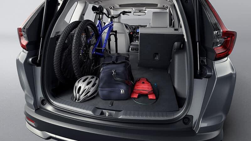 2021 Honda CR-V Interior Dimensions