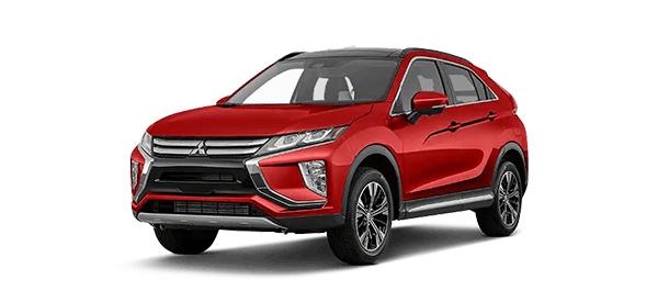 2020 Mitsubishi Eclipse Cross 5 Features Jellybean Front Angle
