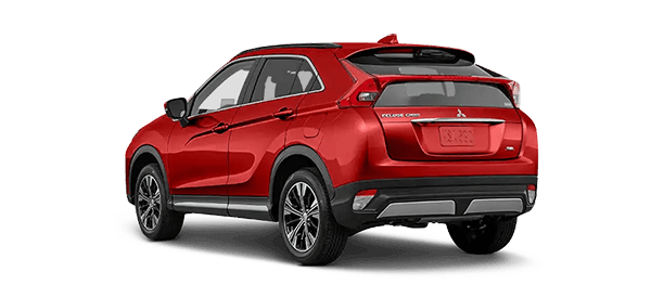2020 Mitsubishi Eclipse Cross 5 Features Jellybean Rear Angle