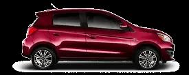 2020 Mitsubishi Mirage GT