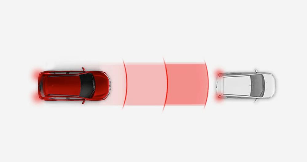 2020 Mitsubishi Outlander Sport Forward Collision Mitigation