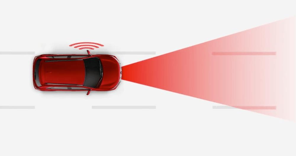 2020 Mitsubishi Outlander Sport Lane Departure Warning