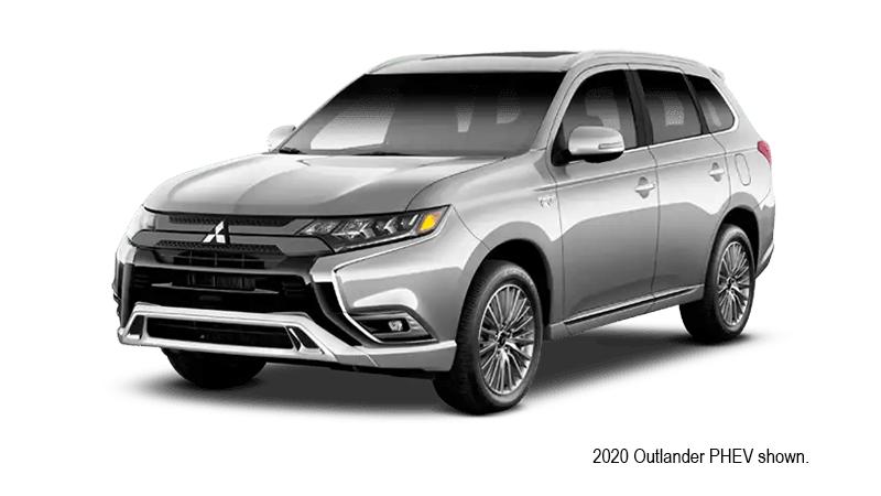 2020 Mitsubishi Outlander PHEV Jellybean