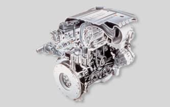 Mitsubishi Gasoline Direct Injection GDI Engine