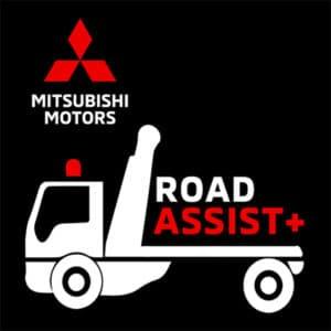 Mitsubishi Road Assist+ App