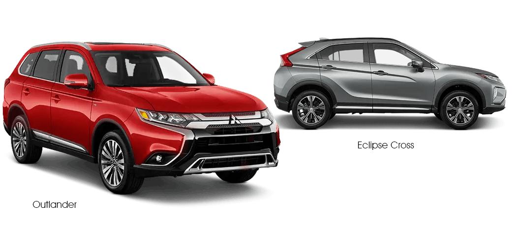 Mitsubishi SUV Models in Sioux Falls Image 1