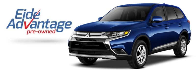 Vern Eide Mitsubishi Eide Advantage Pre-Owned Warranty Image