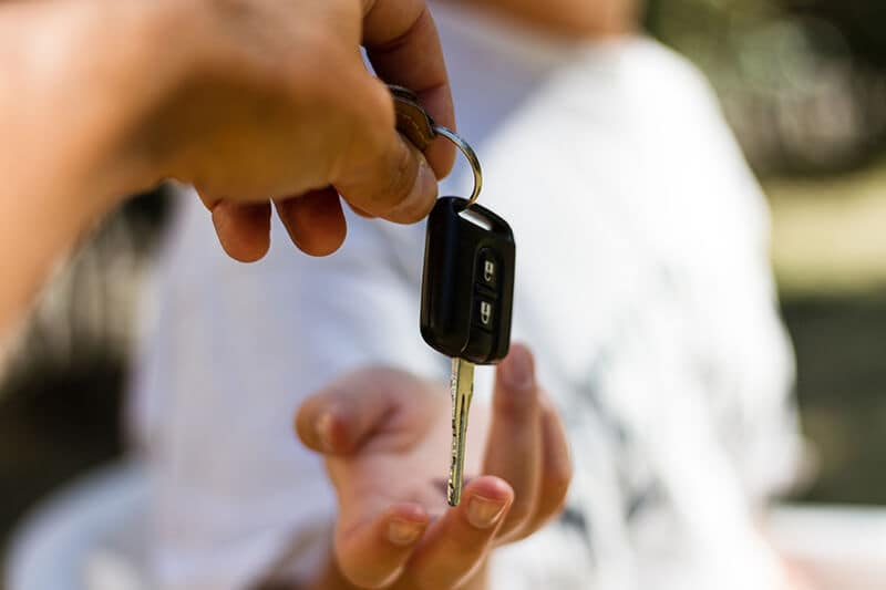 Vern Eide Auto Rentals Car Keys Image