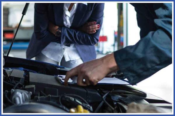 Vern Eide Motorcars Buying Used Mechanic Inspection Image