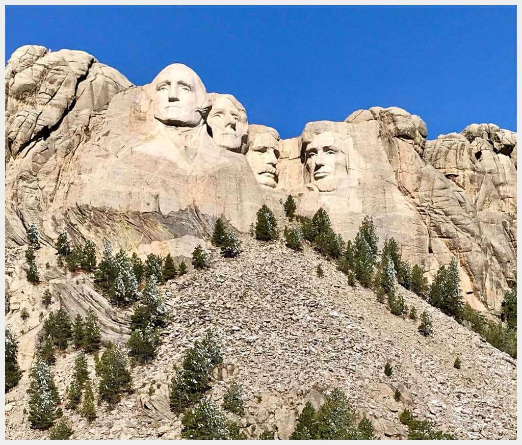 Vern Eide Motorcars Fuel Efficient Driving Mount Rushmore Image