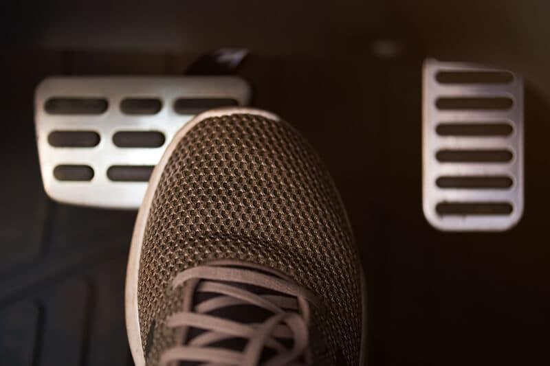 Vern Eide Motorcars New Brakes Foot Pedal Image
